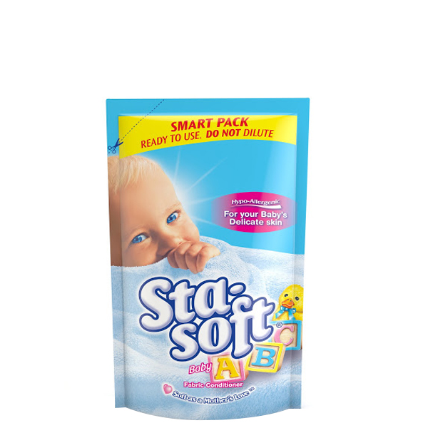 Sta-Soft Baby Doypack 500mL