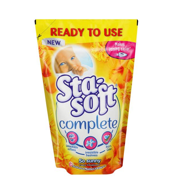 Sta-Soft Complete So Sunny Doypack 800ml